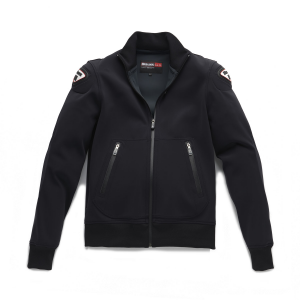 BLAUER EASY MAN 1.0 Motorcycle Textile Jacket - Asphalt Black