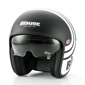 BLAUER PILOT 2.0 Jet Helmet - Black