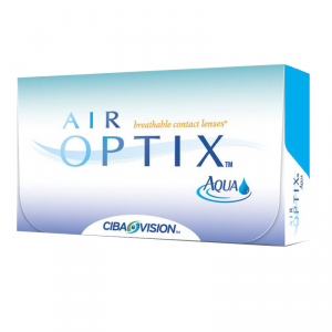 Lenti a contatto Air Optix Aqua (3 lenti)