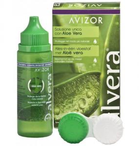 Alvera con Aloe Vera - Soluzione Unica (350ml)