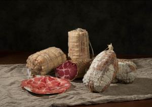 Pacco Coppa e Pancetta nostrana F.lli Pizzocchero