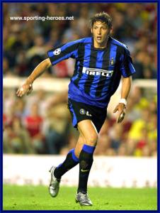 2003-04 Inter Maglia Home  *Cartellino