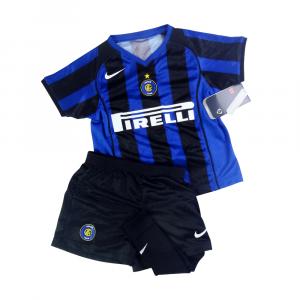 2004-05 Inter Maglia Home Bambino *Cartellino