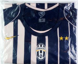 2004-05 Juventus Maglia Away *Cartellino e Confezione