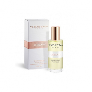 Yodeyma CHEANTE Eau de Parfum 15ml mini Profumo Donna Scatola