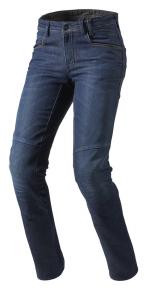 Jeans moto Rev'it Seattle blu scuro L34