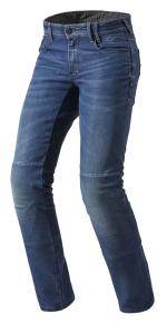 Jeans moto Rev'it Austin blu medio L34