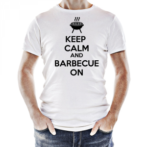 Tshirt Barbecue on