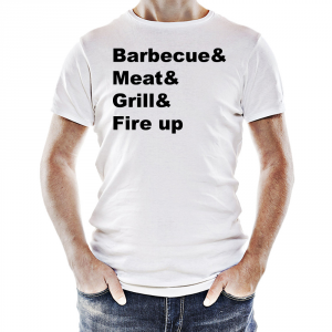 Tshirt Barbecue