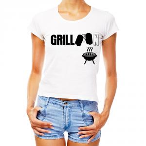 Tshirt Donna Grill on