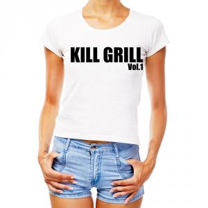 Tshirt Donna Kill Grill