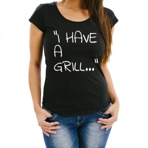 Tshirt Donna I have