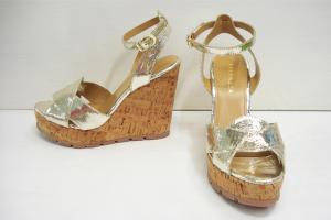 Sandalo oro in sughero Apepazza