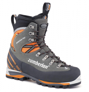 2090 MOUNTAIN PRO EVO GTX® RR   -   Mountaineering  Boots   -   Graphite/Orange