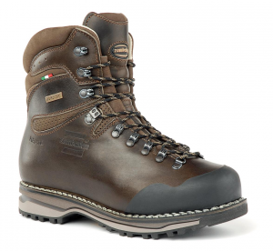 1030 SELLA NW GTX® RR   -   Norwegian Welted Boots   -   Waxed Dark Brown