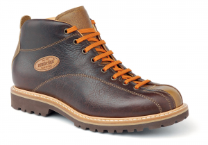 1121 CORTINA MID GW   -   Goodyear Welted  Boots   -   Chestnut