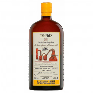 Habitation Velier - Jamaica Pure Single Rum LROK Hampden