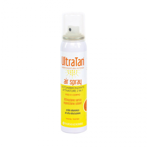 ULTRATAN air spray autoabbronzante attivatore 2 in 1 viso e corpo