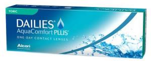 Dailies Aquacomfort Plus Toric (30 lenti)