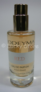 Yodeyma RED Eau de Parfum 15ml mini Profumo Donna no tappo no Scatola