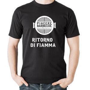 Tshirt Ufficiale 2017 Piacere Barbece