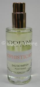 Yodeyma SOPHISTICATE Eau de Parfum 15ml mini Profumo Donna no tappo no scatola