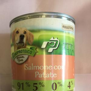 Professional pets salmone e patate 400 g