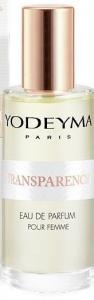 Yodeyma TRANSPARENCIA Eau de Parfum 15ml mini Profumo Donna no tappo no scatola