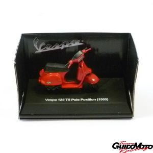 Modellino Vespa T5 Pole Position - in scala 1:32
