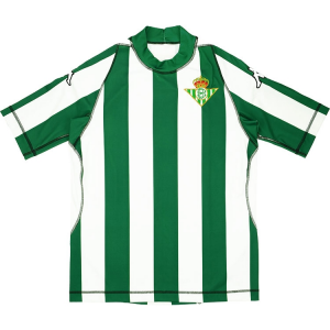 2003-04 Real Betis Maglia Home L (Top)