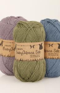Filato Baby Alpaca Silk