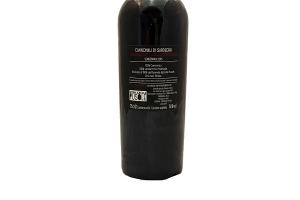 Vino Rosso Pusole Rosso Cannonau di Sardegna DOC 2015
