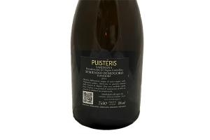 Vino Bianco Semidano di Mogoro DOC Puisteris Superiore 2015