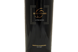 Vino Rosso Primitivo di Manduria Sessantanni Limited Edition Primitivo di Manduria DOP 2013