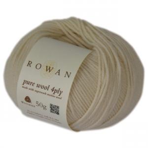 Rowan|Pure Wool 4ply