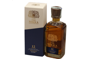The Nikka Whisky Premium Blended  12 Years Old