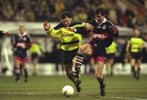 1997-99 Bayern Monaco Maglia Home XL