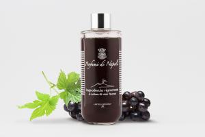 Bagnodoccia rigenerante al nettare di vino di Taurasi