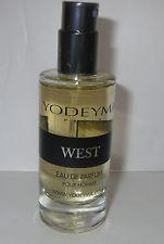 Yodeyma WEST Eau de Parfum 15ml mini Profumo Uomo no tappo no scatola