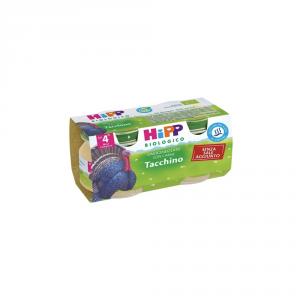 HIPP BIOLOGICO TACCHINO - OMOGENIZZATO DAL 4 MESE COMPIUTO