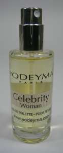 Yodeyma CELEBRITY WOMAN Eau de Parfum 15ml mini Profumo Donna no tappo no scatola