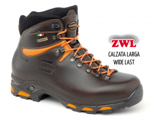 1002 JACKRABBIT GTX® Wide Last - Scarponi  Caccia - Dark Brown/Orange