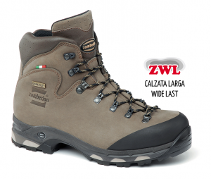 636 BAFFIN GTX® RR WIDE LAST - Scarponi  Trekking - Brown