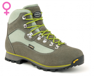 443 TRAILBLAZER GTX WNS   -   Scarponi  Hiking   -   Lt grey/Acid green