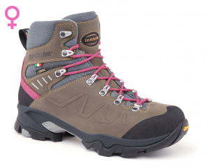 982 QUAZAR GTX® WNS   -   Scarponi  Hiking   -   Dark Brown/Pink