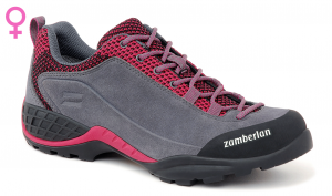126 SPARROW WNS - Fuxia Women's Alpine approach Shoes  Zamberlan