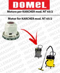 NT 65/2  MOTORE ASPIRAZIONE DOMEL per aspirapolvere KARCHER