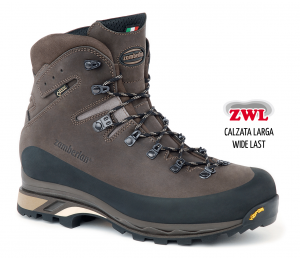 960 GUIDE GTX® RR WIDE LAST - Scarponi  Trekking - Dark Brown