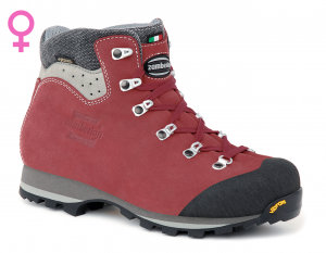 491 TRACKMASTER GTX WNS   -    Bottes Hiking    -   Burgundy