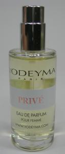 Yodeyma PRIVE Eau de Parfum 15ml Profumo Donna no tappo no scatola